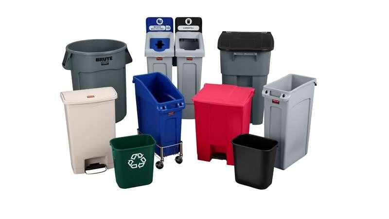 Cestos de basura